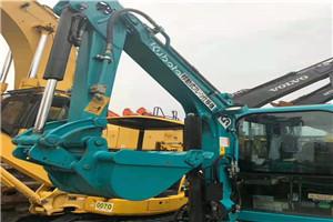 潞安二手SK210神钢挖掘机货源充足,二手DH225-1斗山挖掘机销售部