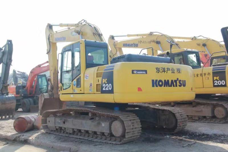 湛江二手SK260神钢挖掘机大量供应,二手PC240-7小松挖掘机销售网络
