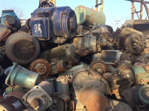 宜宾回收废旧铝合金,回收现场报废手机