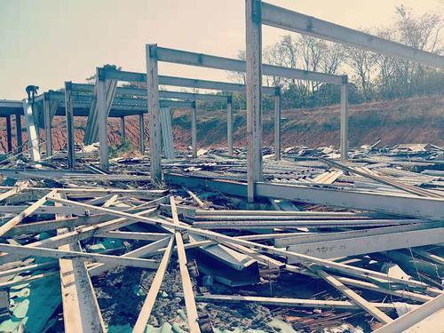 中江回收厂矿废弃铝合金和不锈钢工厂的价格。