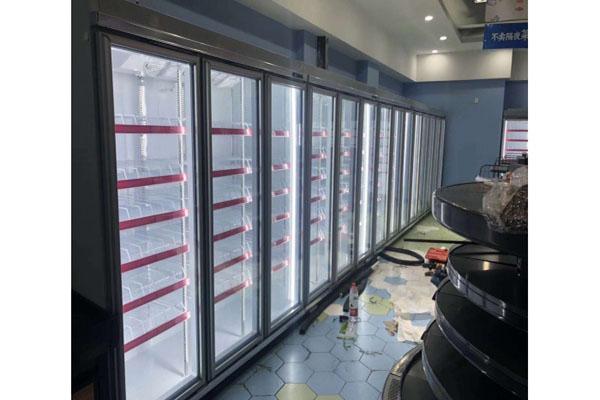 深圳饮料冰箱制造商获得优势