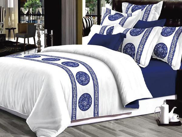 南通莎丽被选为高邮酒店的床上用品