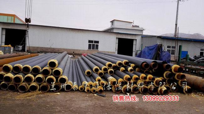 供应大型聚氨酯保温管件