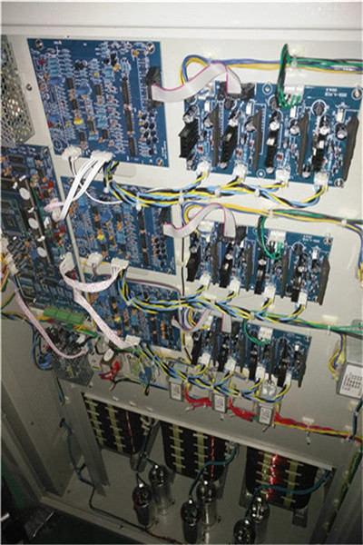 三门峡电机控制器测试电路