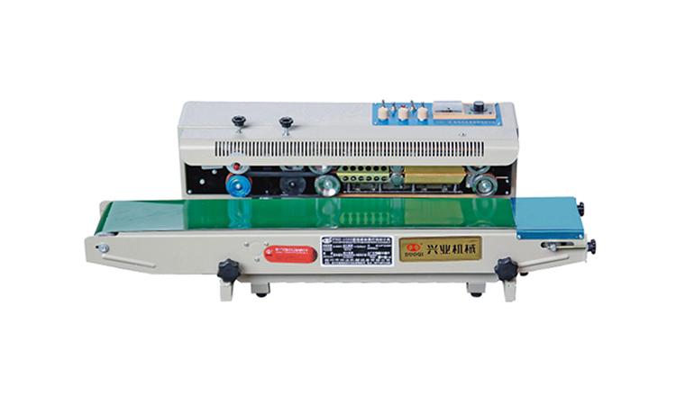 FR-1000多功能墨轮印字连续封口机